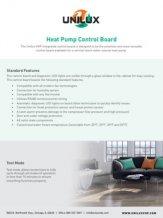 Retrofit Heat Pump Control Board - Brochure - Thumb